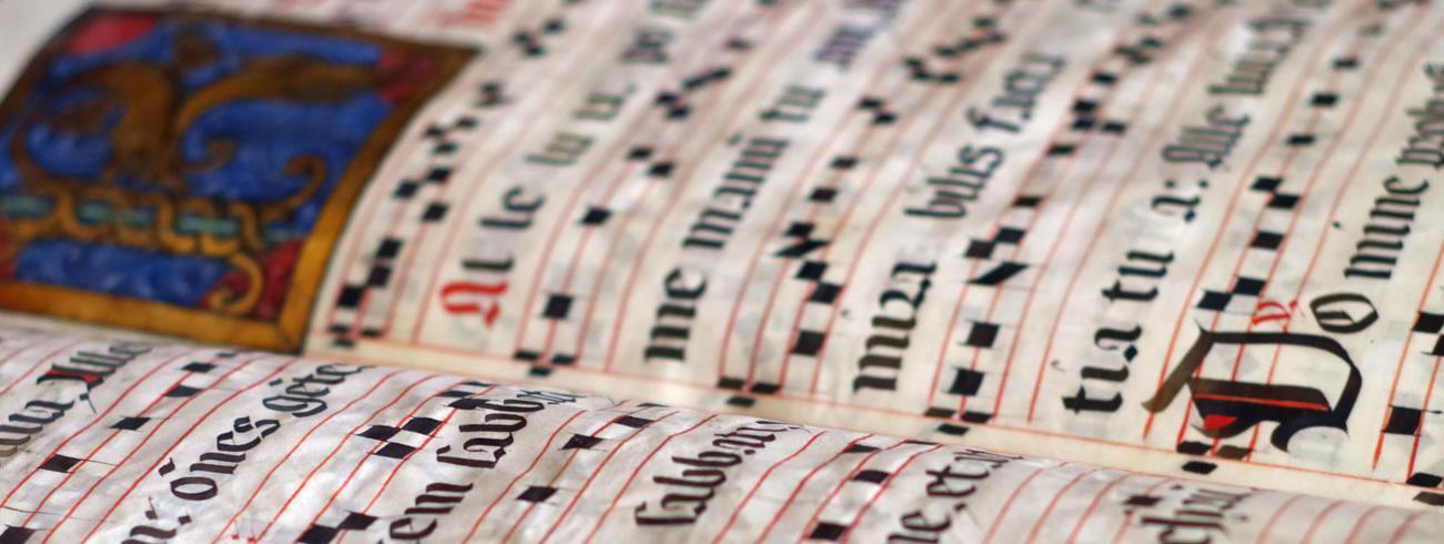 Gregoriaans lezen en zingen